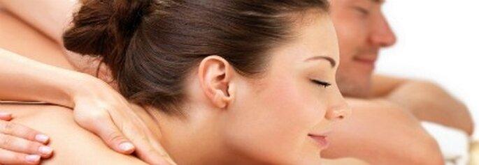Día completo Spa en pareja, duración 8 horas.  Foto: Wellness Spa Móvil Center