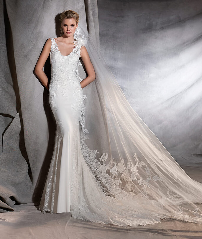 Photo : Pronovias - Oriana