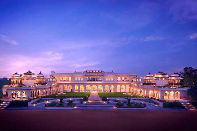Credit: Vivanta by Taj Dwarka.