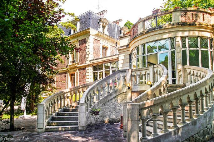 Les Jardins d'Épicure - lieu de réception - Givrent - Val d'Oise