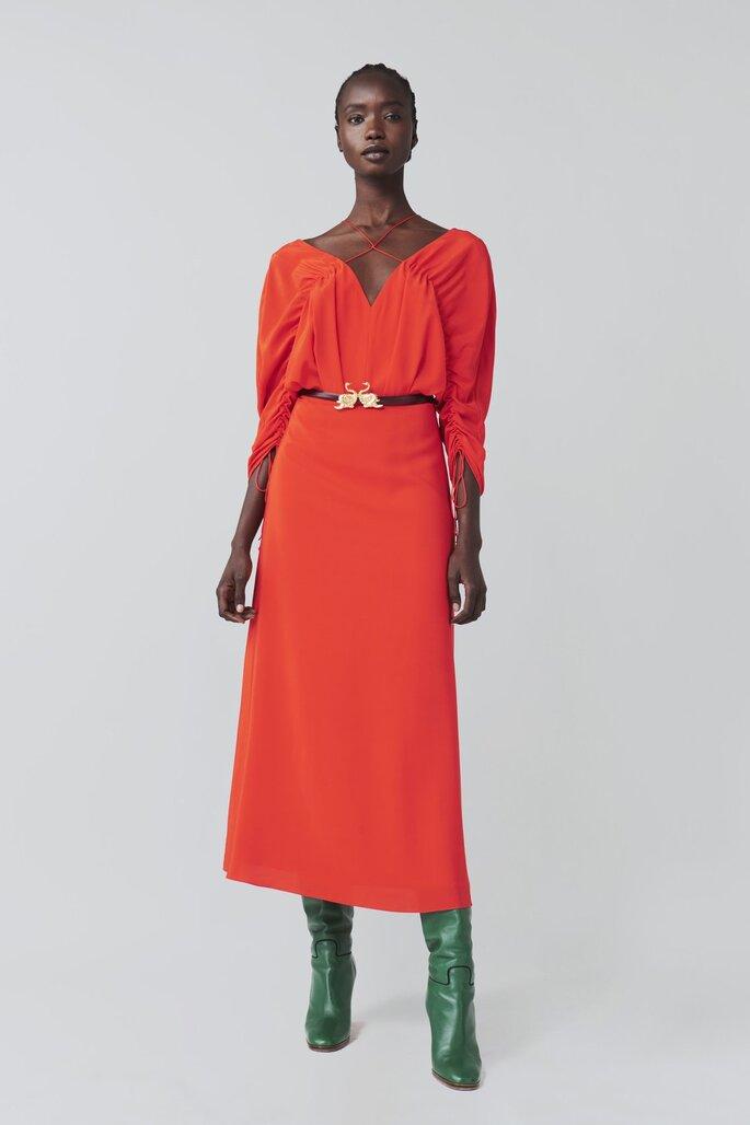 Vestidos sencillos para matrimonio