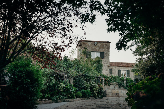 Exterior da Quinta da Devesa
