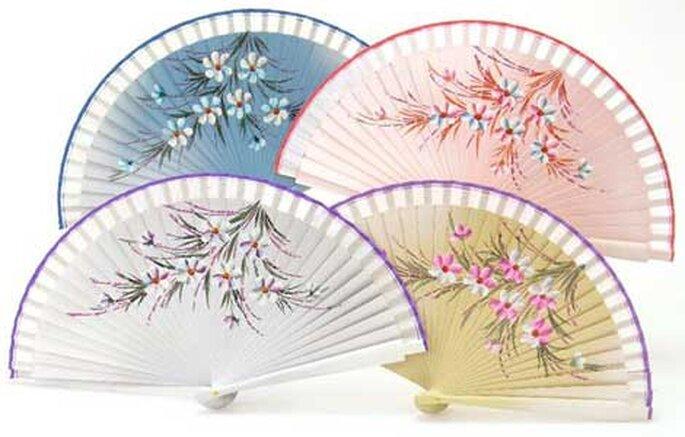 Estilo japonés en colores pastel