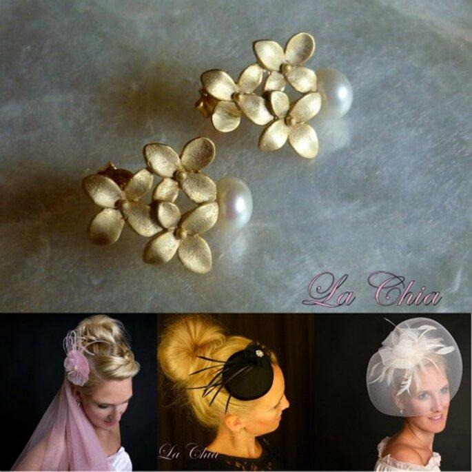 La Chia Haarschmuck und Accessoires für die Braut