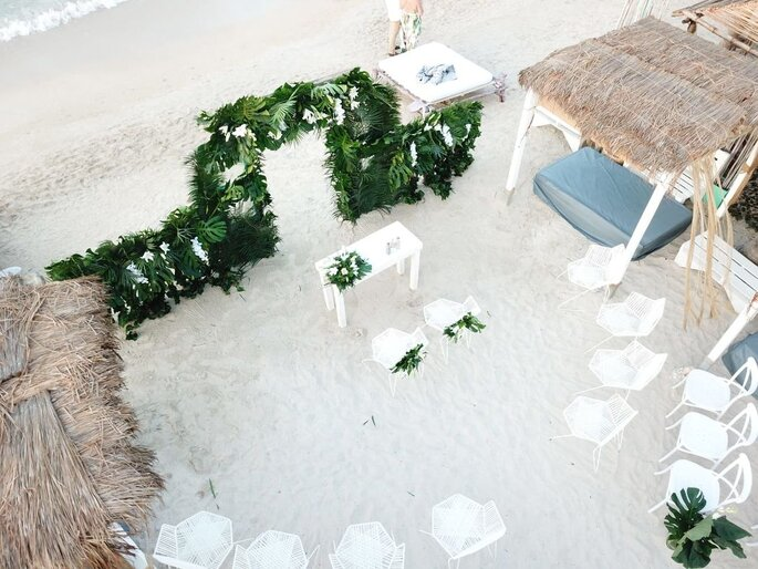 The Beach Cartagena Hotel para bodas Cartagena