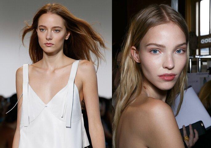 maquillaje minimalista novia