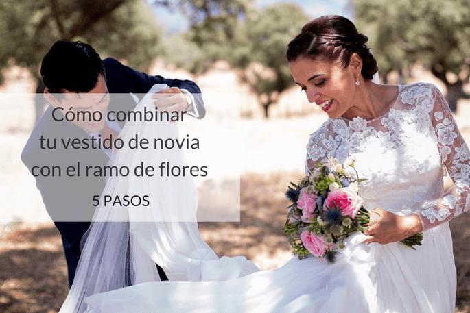 Vestidos de flores para boda de dia