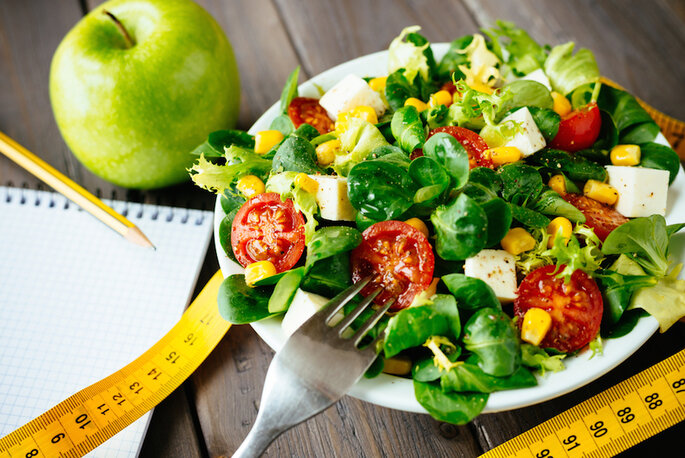 10 consejos para no dejar la dieta - Shutterstock
