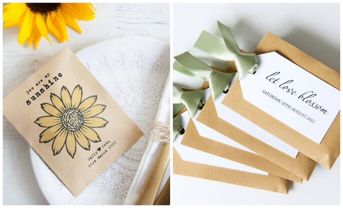 Personalised Seed Packets, Notonthehighstreet.com