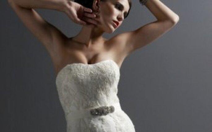 Brautkleider von Justin Alexander 2010