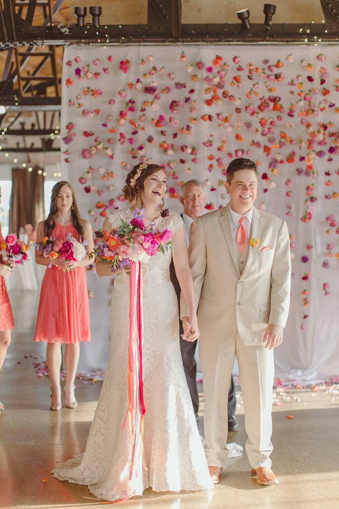 14 formas para combinar con tu novio el día de la boda - Nbarrett Photography