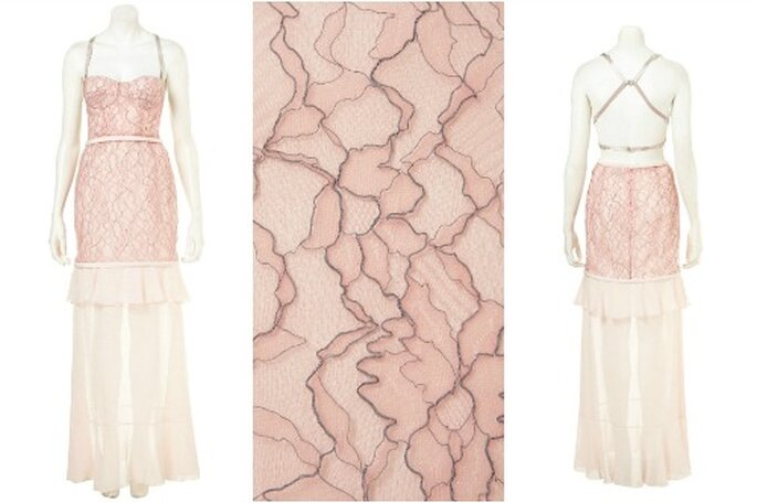 Robe de mariée Tie the Knot Collection. Photos: Topshop