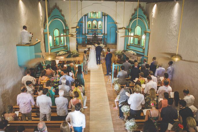 cerimonia igreja quadrado