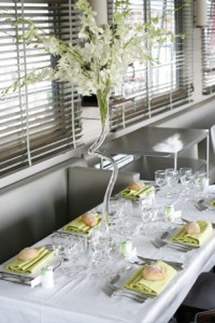 Bâteau PlayTime déjeuner mariage lounge