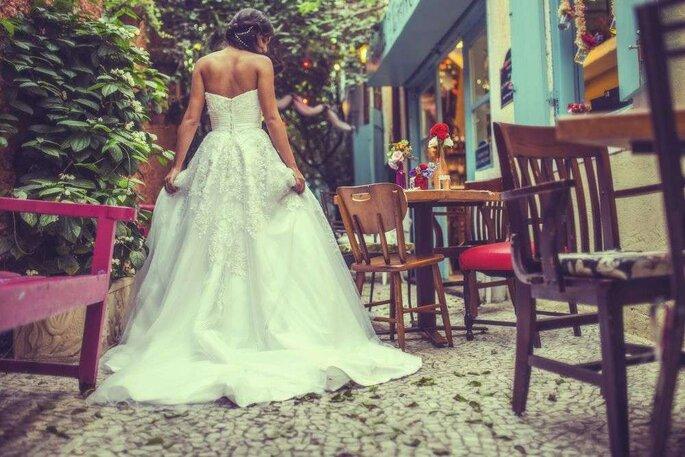 Noiva no Ruella
