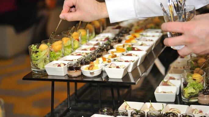 Catering Juan Blanco, Catering para bodas en Madrid