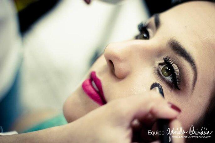 Alline Fonseca - Foto Gabriela Quinália