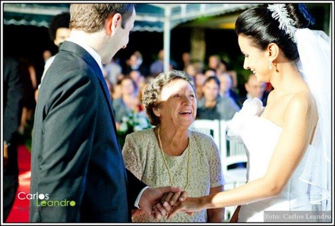 Cuidado con la influencia de la suegra o la madre, tú debes ceder, pero la boda debe ser tuya por encima de todo. Foto de Carlos Leandro