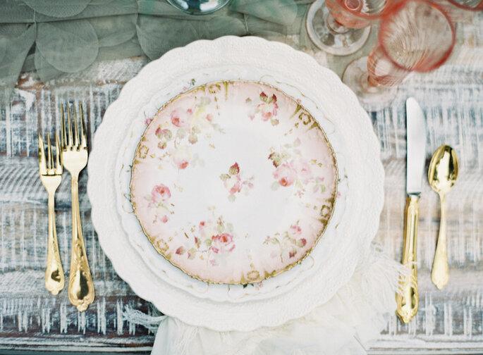 Cómo tener una boda estilo Pinterest - Caroline Frost Photography