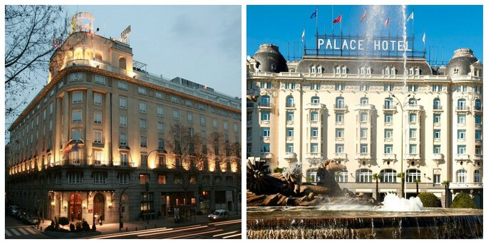 Hotel Wellington y The Westin Palace Madrid