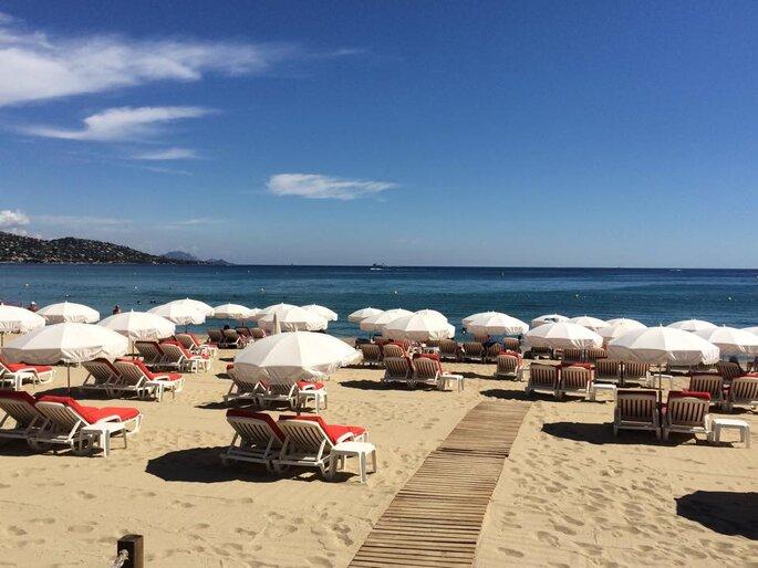 Le Mahi Plage - Mariage - Beach - terrasse - Provence-Alpes-Côte d'Azur !