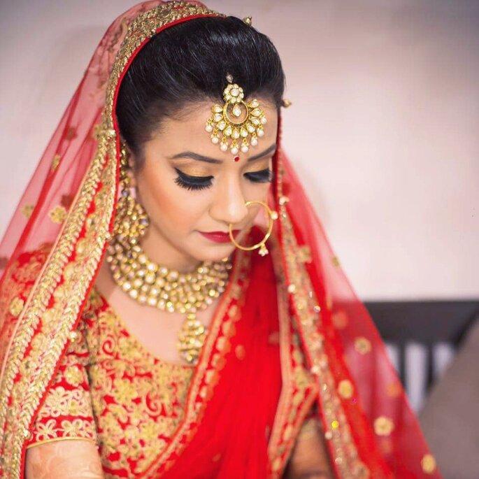 Makeup Artist: Shruti Sharma.