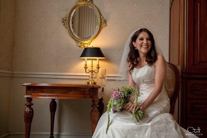 Disfruta de tu boda y la fotografía no te defraudará - Foto Arturo Ayala