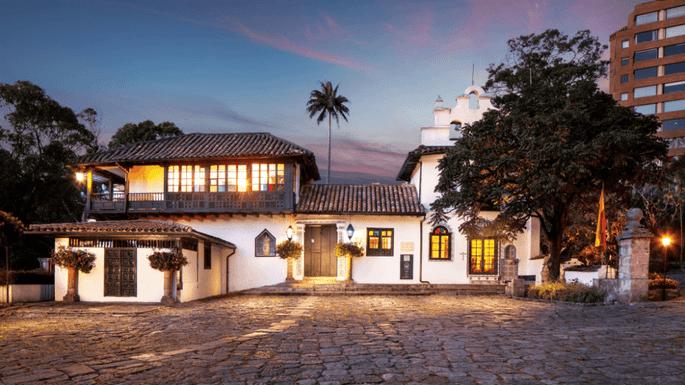 Museo del Chicó patrimonio arquitectónico bodas Bogotá