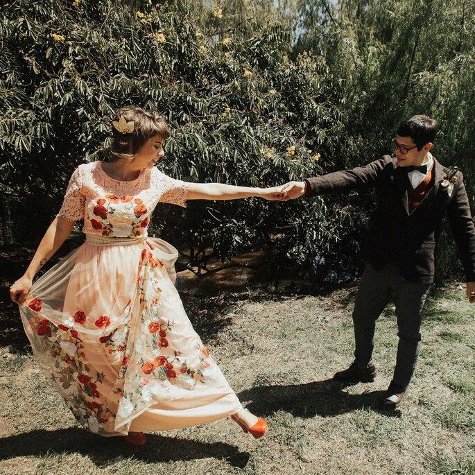 ¿Le temes al primer baile de recién casados?