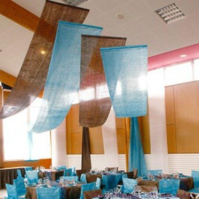 La décoration de votre mariage doit être parfaite... - Source : Féezia