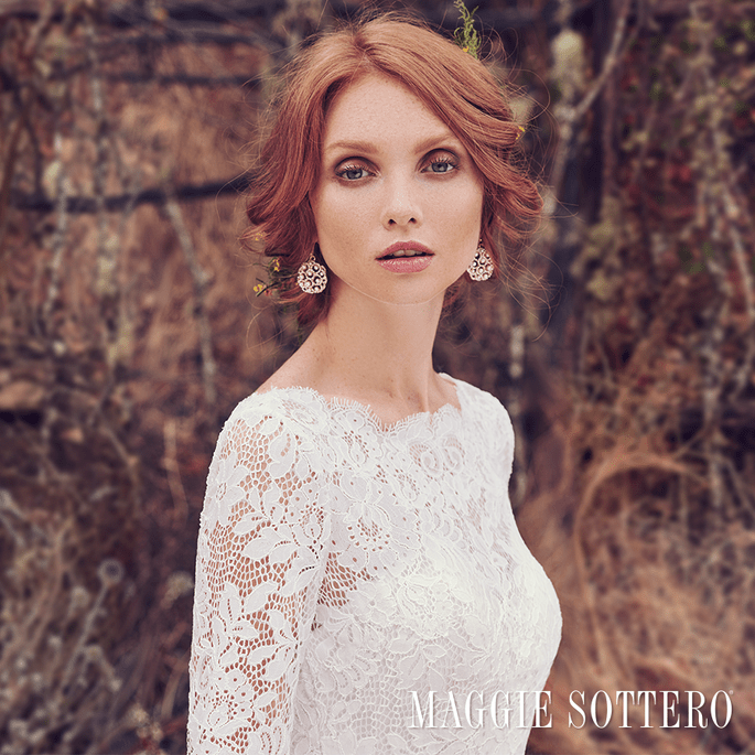 Cordelia.  Maggie Sottero: Cordelia Collection.