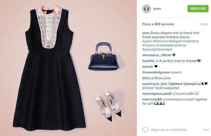 Foto via Instagram.com/yoox