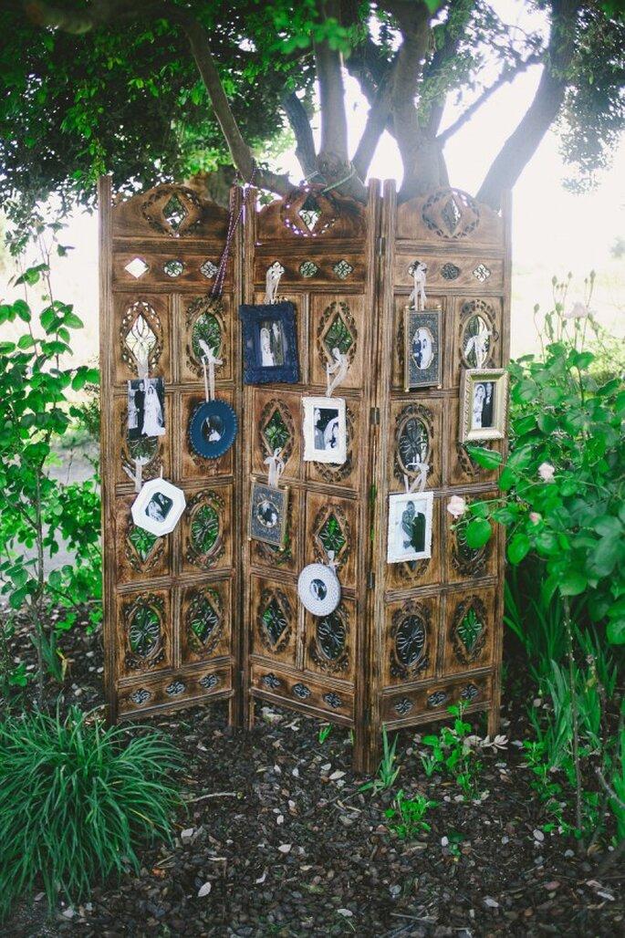 Mobiliario con diseños originales para decorar tu boda - Foto Closer To Love Photography