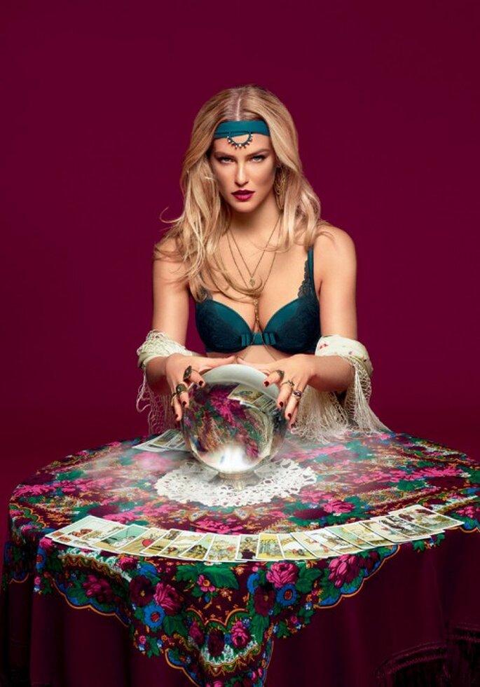 Recibe el año nuevo con elegante lencería de novia - Foto Passionata