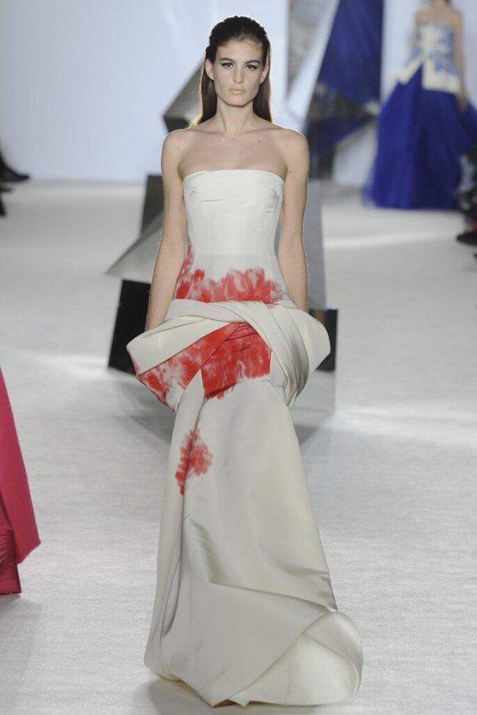 Los vestidos de novia alta costura que nos robaron el aliento este 2014 - Foto Giambattista Valli