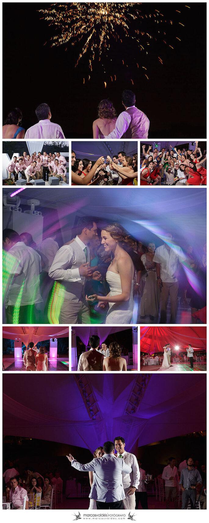 Real Wedding: La boda encantadora de Miriam y Fernando en El Batán