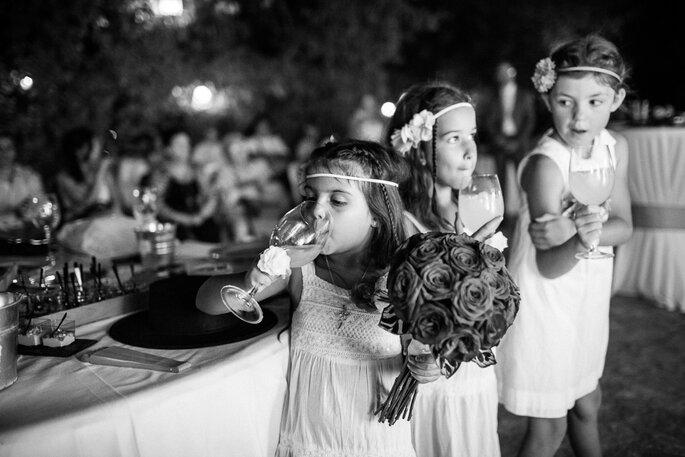Damit die kleinen nicht außer Rand und Band geraten... Foto: Valentín Gámiz
