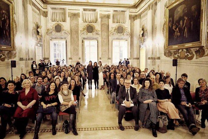 La foto di gruppo by Vincenzo Santarella, un nome, una garanzia!