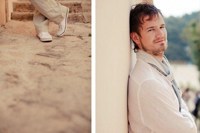 Hochzeit auf Mallorca: der Bräutigam - Foto: Nadia Meli.