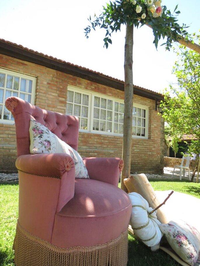 Tranquilidade e conforto na Quinta do Amorinho