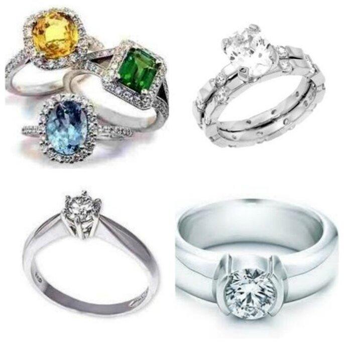 Es el símbolo con el cual el nombre sella la aceptación del compromiso con su amada.