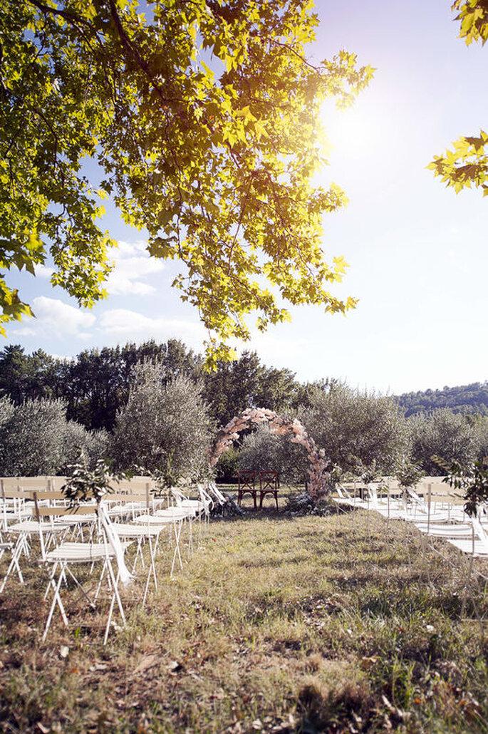 Domaine de la Rotonde - Lieu de réception mariage - Var