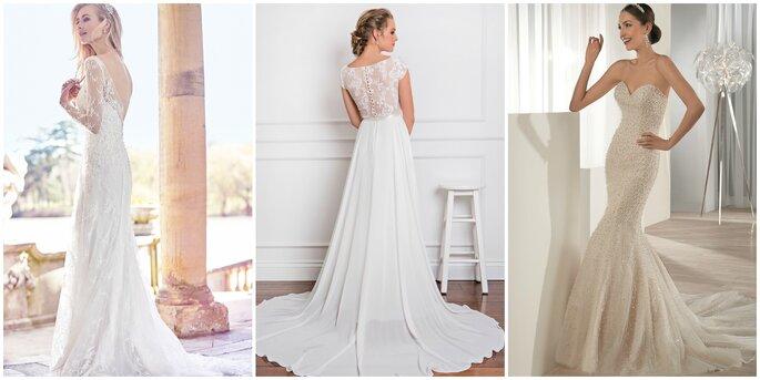 Ellis Bridals 2016, Wendy Makin Bridal Design y Demetrios 2016