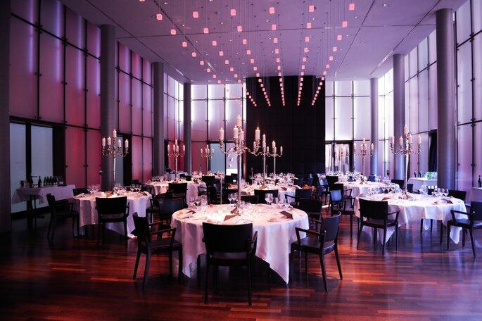 Aquarius Hall Hochzeit