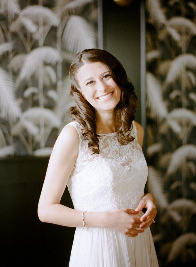 10 cualidades que te hacen una novia aún más atractiva - Rebecca Yale Portraits