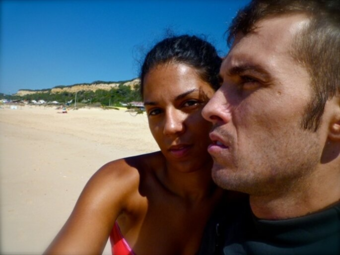 Inês e Bruno - casamento marcado na Praia!