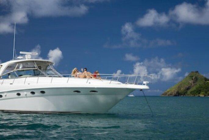 Yacht Cap Maison