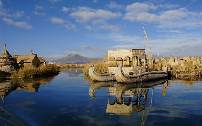 Foto: Lago Titicaca - PromPerú
