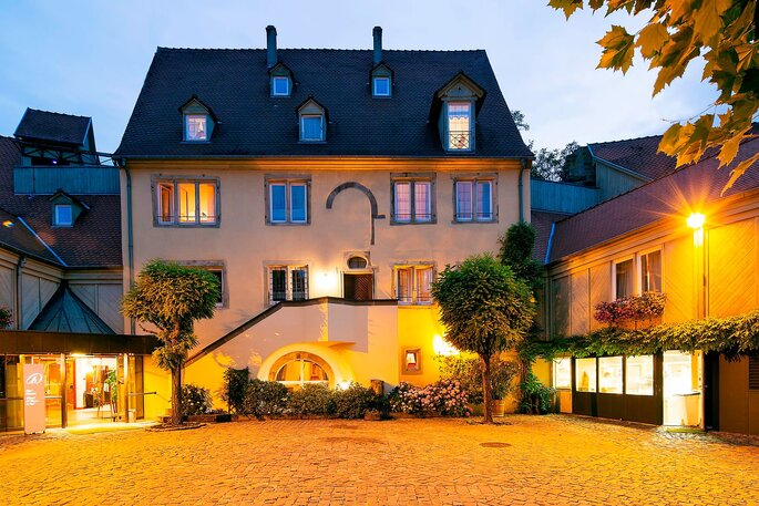 Hôtel A la Cour d'Alsace - Obernai
