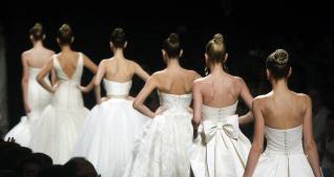 Colección de vestidos de novia Rosa Clará 2010